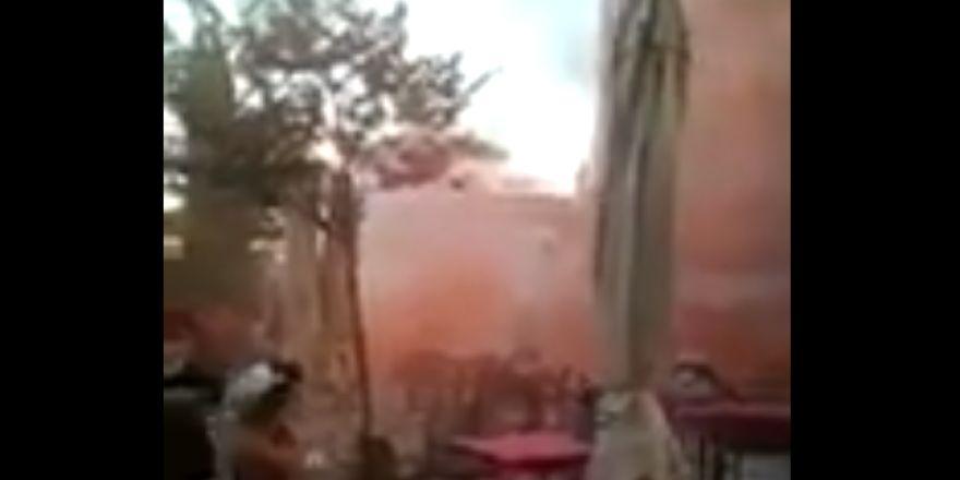İspanya'da skandal: Camiye saldırdılar!
