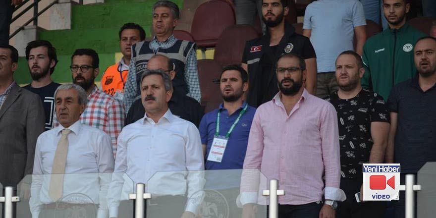 Hakan Salim Çağlayan, Anadolu'dan umutlu