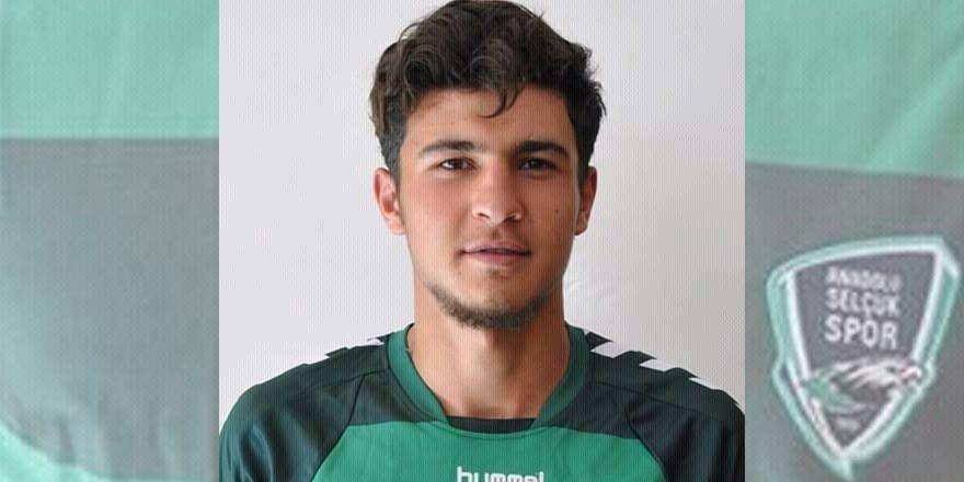 Anadolu Selçukspor'un eski oyuncusundan müthiş gol!