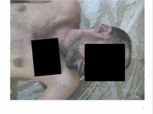 Suriye'deki insanlık suçu