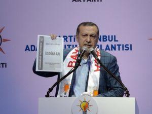 Başbakan Erdoğan Sarıgül ile ilgili belgeleri açıkladı
