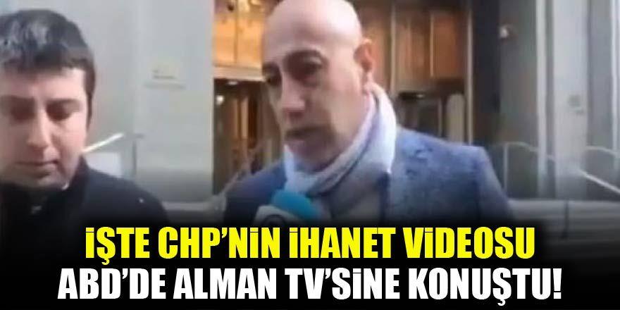 İşte CHP ihanetinin videosu!