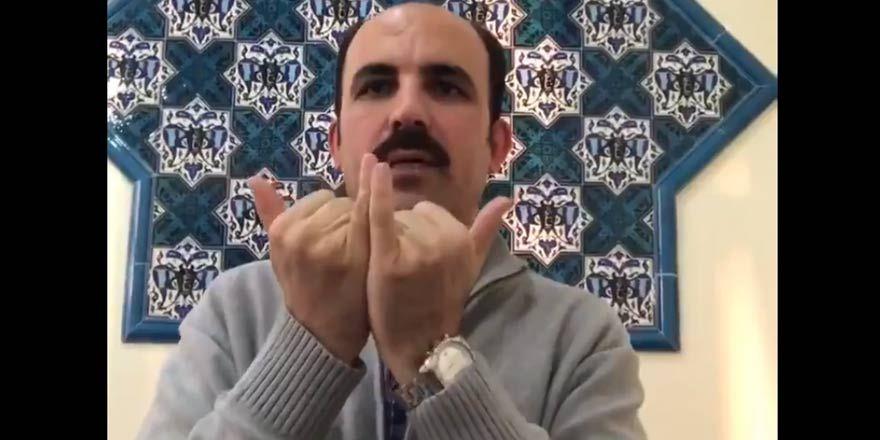 Başkan Altay gönül dilini işaret diliyle harmanladı