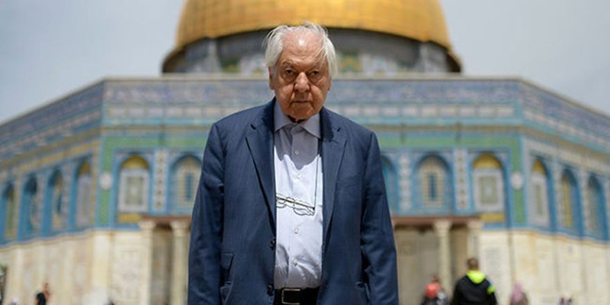 Şair Nuri Pakdil'den Kudüs çağrısı