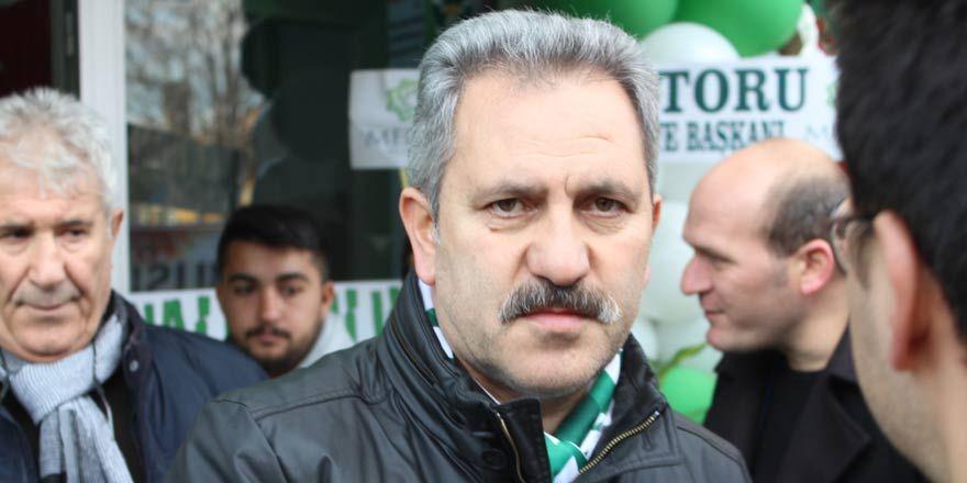 Konyaspor Başkanı Fatih Yılmaz: Galatasaray'ı elememiz sürpriz olmaz